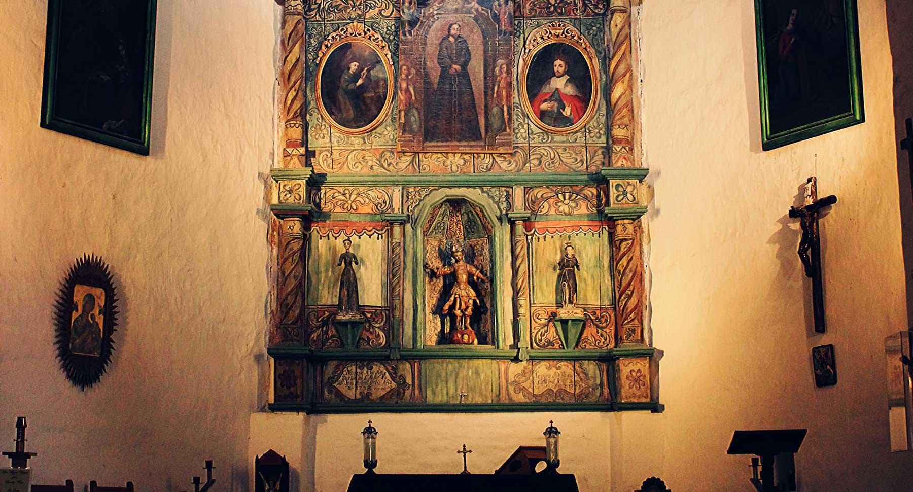 Image result for San Miguel Mission in Santa Fe